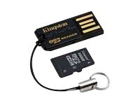 KINGSTON USB MICROSD READER LECTOR DE TARJETAS MIC