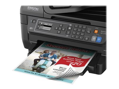 Epson WorkForce WF-2750 - multifunction printer - color