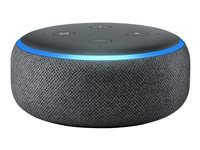 Amazon Echo Dot Smart højttaler Brunsort