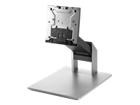 HP Recline Stand - Stand kit for All-In-One - black, silver, asteroid - screen size: 23.8
