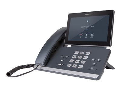 Crestron Flex P100-S Skype for Business Edition VoIP phone SRTP
