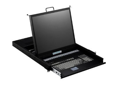 I-Star WL-21716 KVM console 17INCH rack-mountable 1280 x 1024 250 cd/m² 450:1 16 ms