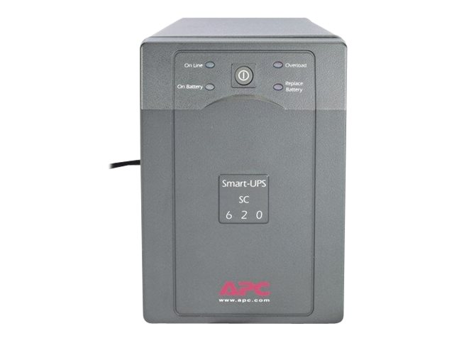 APC Smart-UPS SC 620VA - UPS - 390 Watt - 620 VA - not sold in Vermont