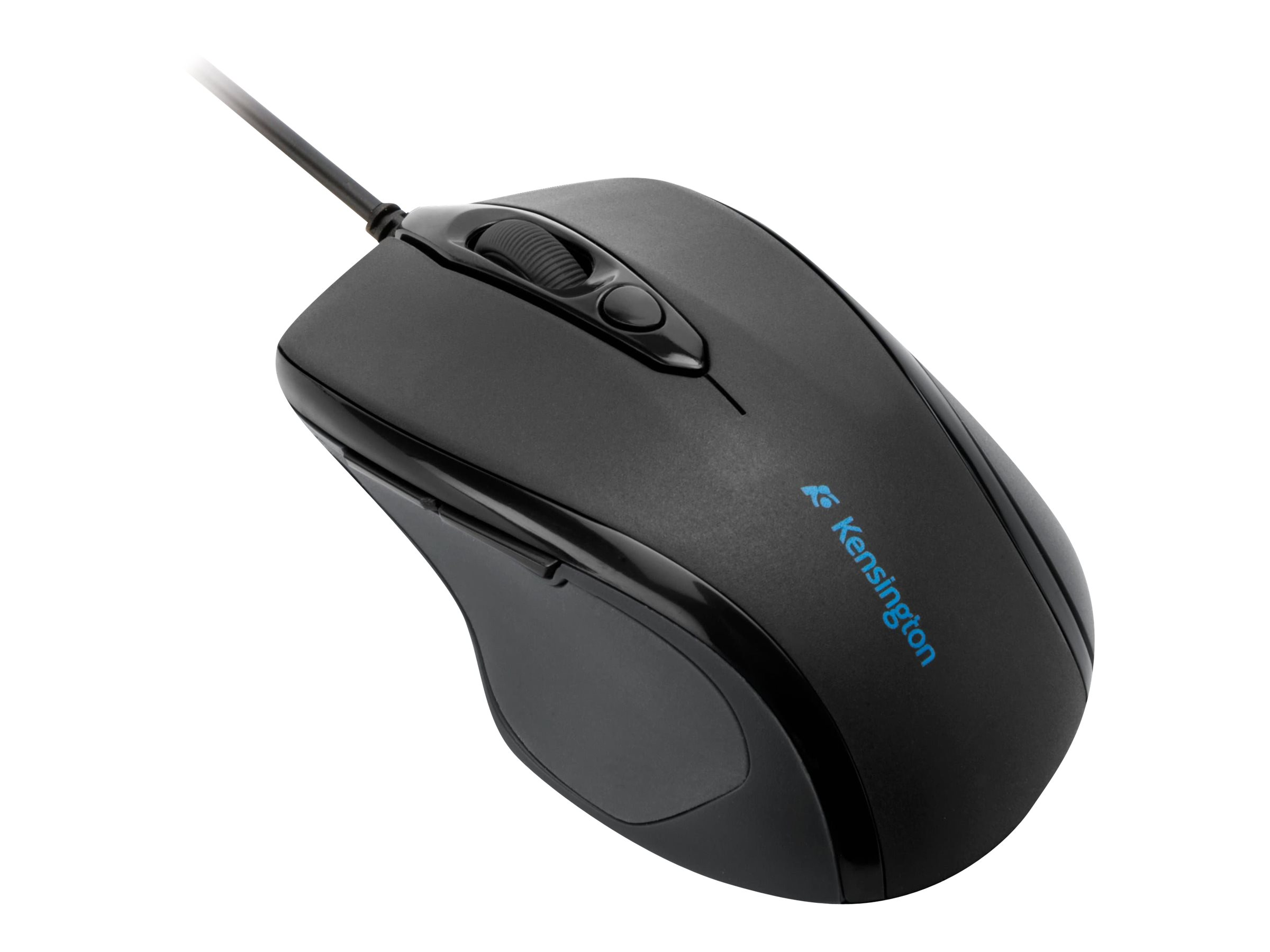 Kensington Pro Fit Mid-Size - mouse - PS/2, USB
