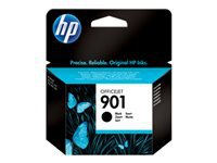 HP 901 - 4 ml - black - original - ink cartridge - for Officejet 4500, 4500 G510, J4524, J4535, J4540, J4550, J4585, J4624, J4640, J4660, J4680