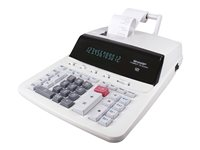Sharp CS-2635RH - Calculatrice avec imprimante