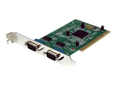 StarTech Port PCI RS232 Serial Adapter Card With 16950 UART