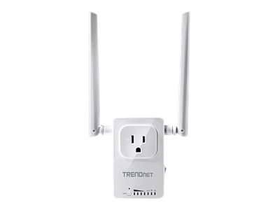 TRENDnet THA-103AC Home Smart Switch - Wi-Fi-Range-Extender - Wi-Fi - Dualband