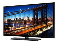"Samsung HG49EE590HK - 49"" Class HE590 Series LED TV - hotel / hospitality - Smart TV - 1080p (Full HD) 1920 x 1080 - black"