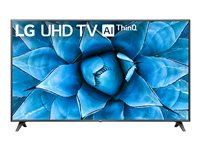 LG 55UN7300PUF 55INCH Class (54.6INCH viewable) UN7300 Series LED TV Smart TV webOS, ThinQ AI