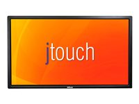 InFocus JTouch INF8001 80INCH Class LED display interactive communication with touchscreen