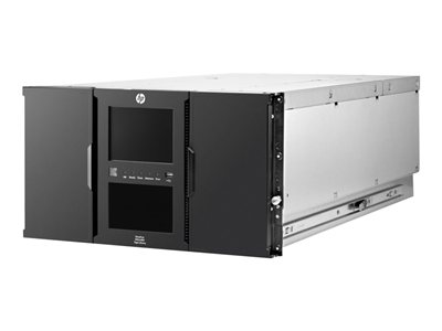 HPE StoreEver MSL6480 Scalable Base Module - tape library - no tape drives