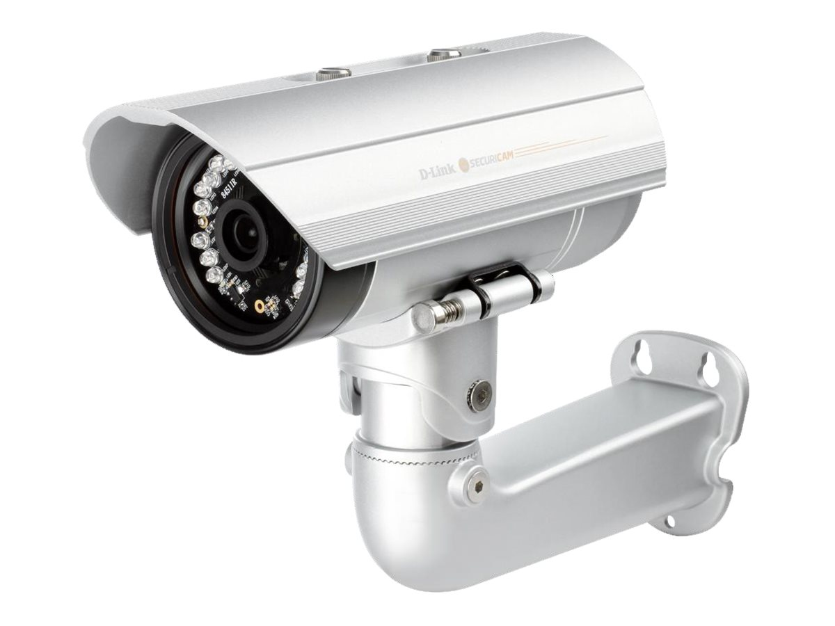 D-Link DCS 7413 Full HD Day & Night Outdoor Network Camera - network surveillance camera