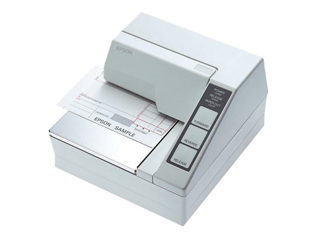 Image of Epson TM U295 - receipt printer - monochrome - dot-matrix