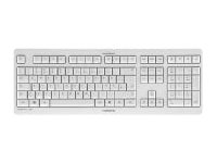 CHERRY KC 1000 Keyboard Spanish light gray