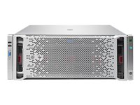 HPE ProLiant DL580 Gen8 Base Server rack-mountable 4U 4-way
