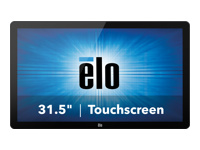 "Elo Interactive Digital Signage Display 3202L Projected Capacitive 31.5"" écran DEL"