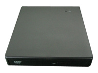 Dell - Disk drive - DVD-ROM - 8x - USB - external - for Inspiron 15 75XX; OptiPlex 50XX, 5250; XPS 12 9250, 13 93XX, 15 95XX; PowerEdge R230, R430