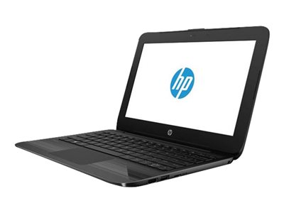 HP Stream 11 Pro G3 notebook computer powered by Intel