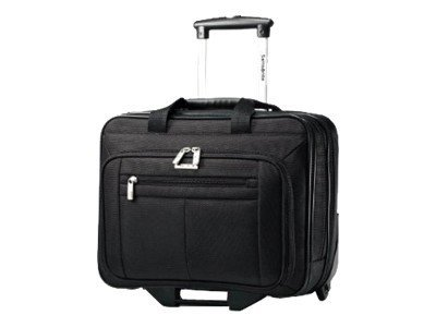 Samsonite Classic Business Wheeled Business Case Notebook carrying case 17INCH black
