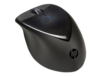 HP x4000 Mouse laser 3 buttons wireless 2.4 GHz USB wireless receiver