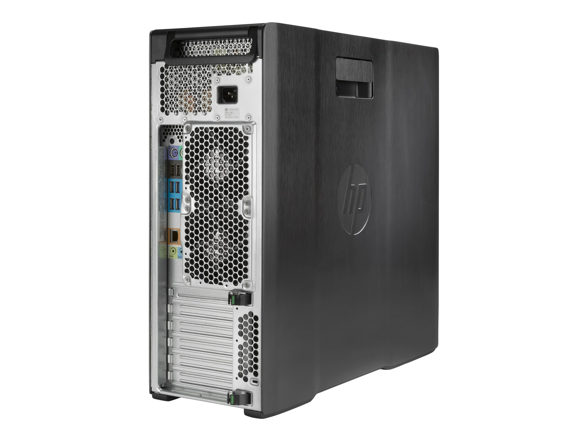 hp workstation z640 mt 4u 1 x xeon e5 2630v4 2 2 ghz ram. Black Bedroom Furniture Sets. Home Design Ideas