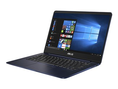 ASUS ZenBook UX430UN 14' I7-8550U 16GB 512GB MX150 Windows 10 Home 64-bit