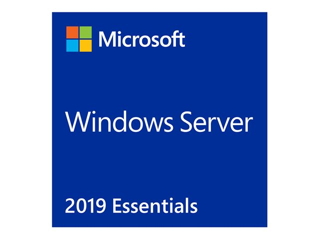 Microsoft Windows Server 2019 Essentials - Licence - 1 serveur (1-2 CPU) - OEM - DVD - 64-bit - français