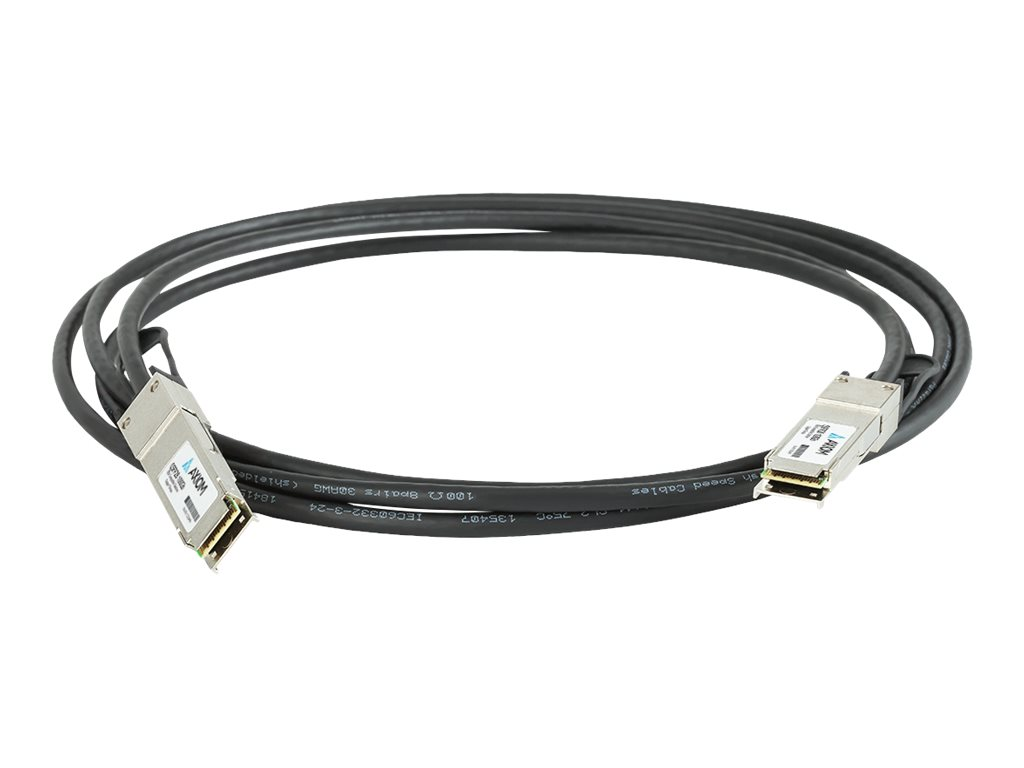 Axiom 100GBase direct attach cable - 3 m