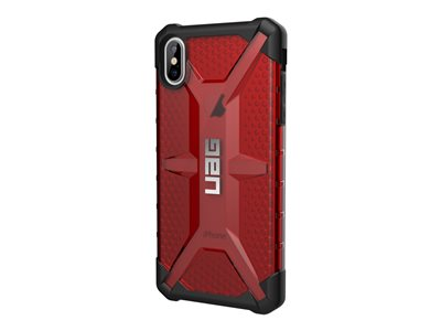 Rugged Case for iPhone XS Max [6.5-inch screen] - Plasma Magma