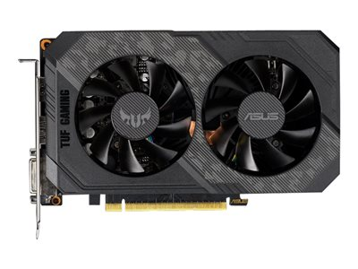 ASUS TUF-GTX1660TI-6G-GAMING Graphics card GF GTX 1660 Ti 6 GB GDDR6 PCIe 3.0 x16