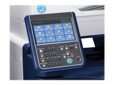 Xerox WorkCentre 3655IV_XM - Multifunction printer - B/W - laser - Legal  (216 x 356 mm)/A4 (210 x 297 mm) (original) - A4/Legal (media) - up to 45  ppm