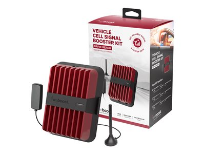 weBoost Drive Reach Booster kit red