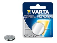 Varta Electronics - Battery CR2450 Li 560 mAh