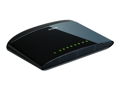 D-Link DES 1008D Switch 8-porte 10/100