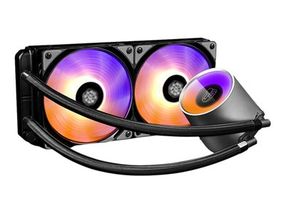 Deepcool Gamer Storm Castle 240 RGB Processors flydende kølesystem