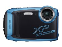 Compact XP140BLEUTURQUOISE Front Product shot