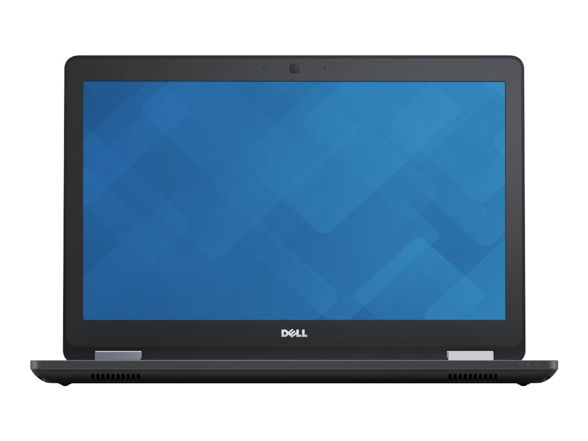 Dell Precision Mobile Workstation 3510 - Core i7 6700HQ / 2.6 GHz - Win 7 Pro 64-bit (mit Win 10 Pro 64-bit Lizenz) - 16 GB RAM - 256 GB SSD - 39.6 cm (15.6