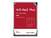 WD Red Plus NAS Hard Drive WD60EFRX