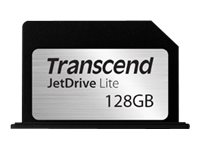 Transcend JetDrive Lite 330 - Flash-Speicherkarte - 128 GB - für Apple MacBook Pro mit Retina display (13.3 Zoll)