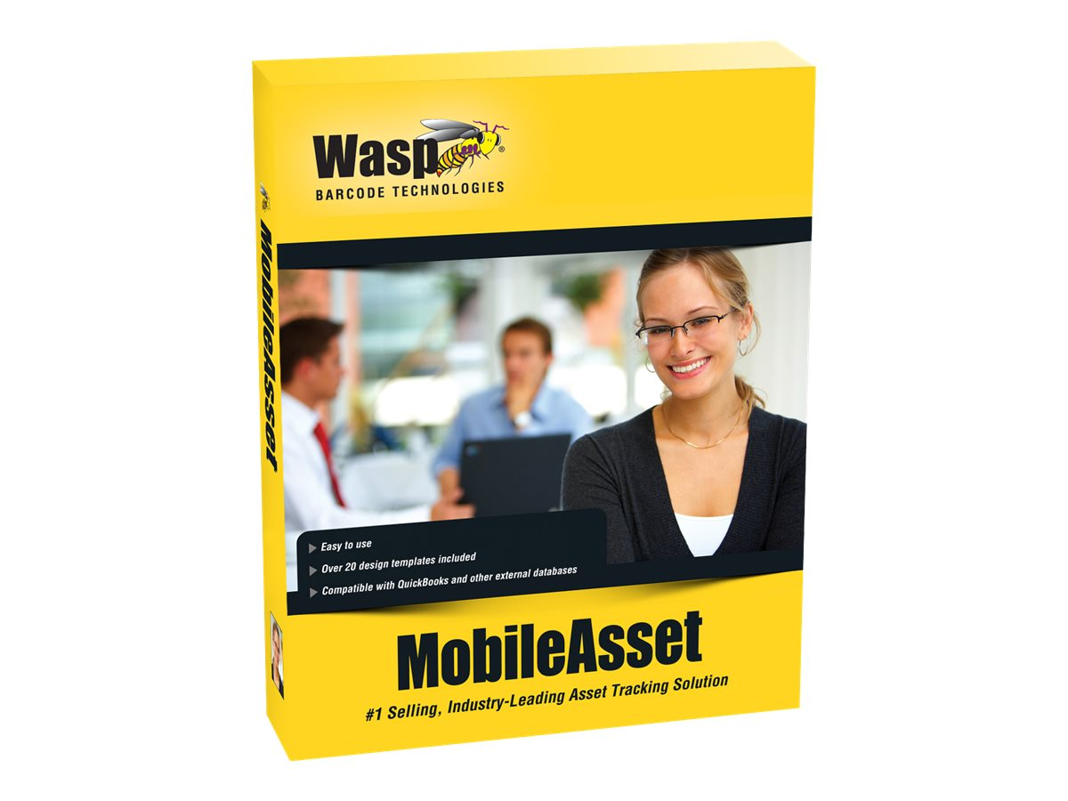 MobileAsset Enterprise Edition - box pack - unlimited users