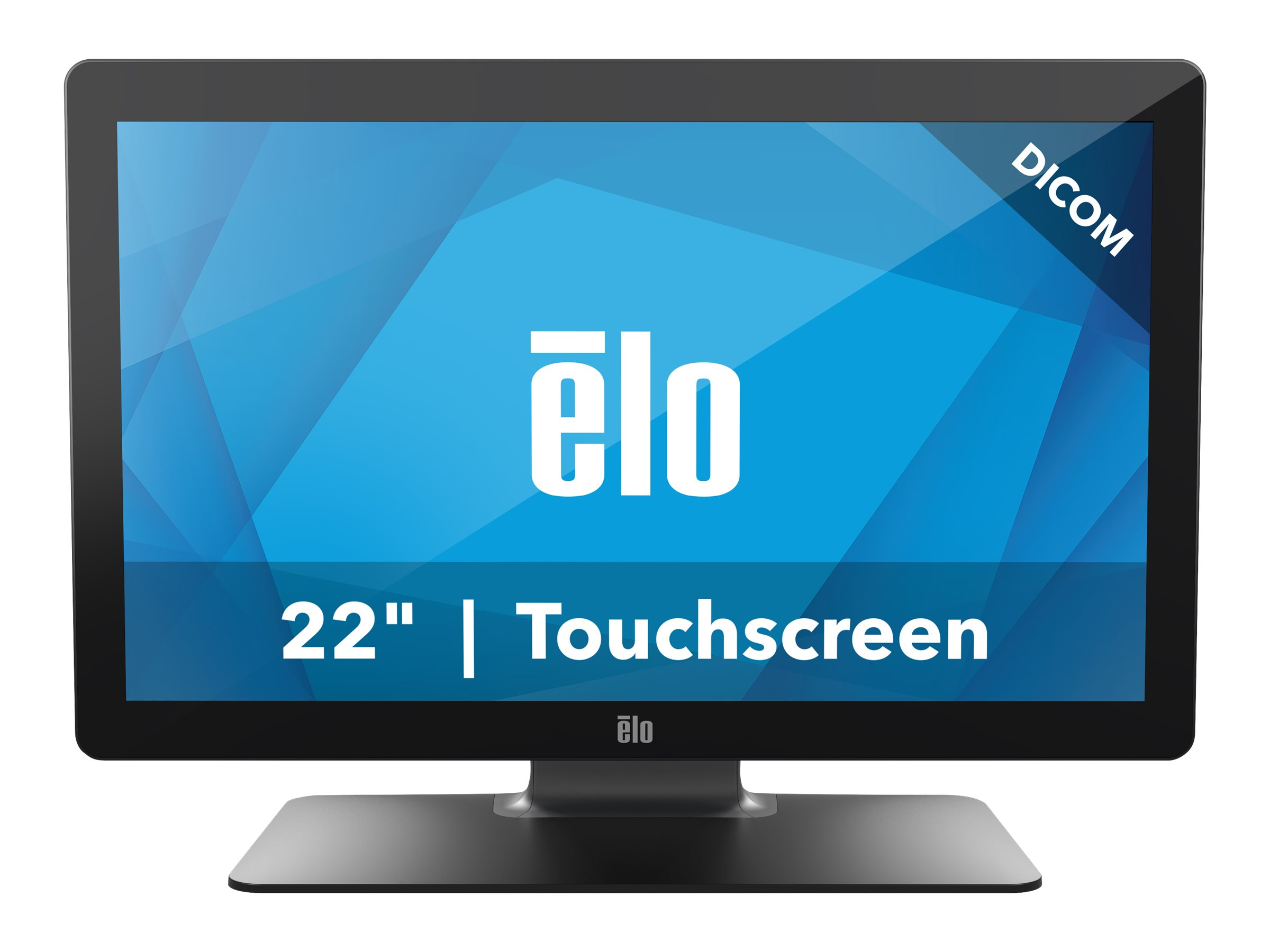 Elo 2203LM, 54,6cm (21,5 Zoll), Projected Capacitive, 10 TP, Full HD, schwarz