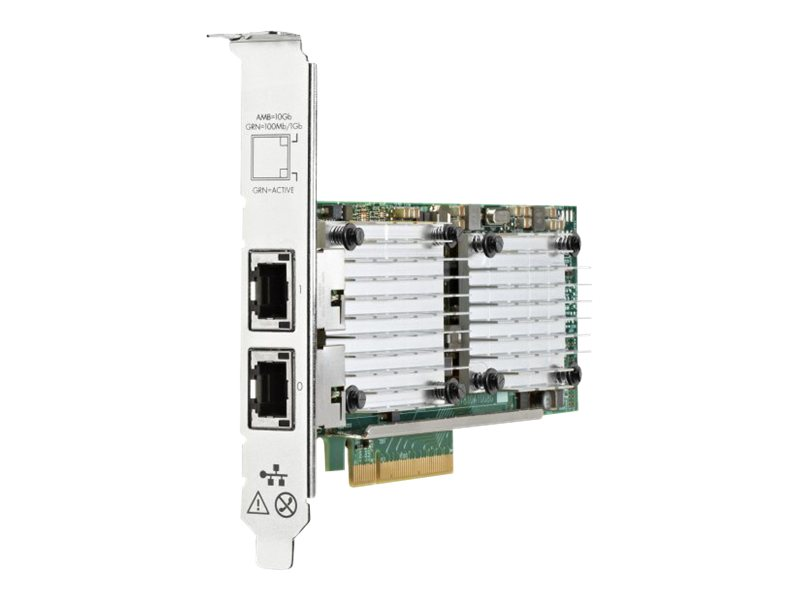 HPE 530T - network adapter - PCIe 2.0 x8 - 10Gb Ethernet