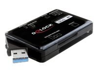 DeLOCK USB 3.0 Card Reader All in 1 - Kartenleser