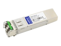 AddOn - SFP+ transceiver module (equivalent to: HP JD094B-CW53) - 10 GigE - 10GBase-CWDM