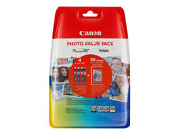 Canon CLI-526 C/M/Y/BK Photo Value Pack - 4er-Pack