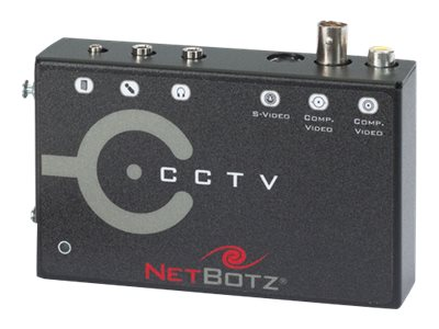APC NetBotz CCTV Adapter Pod 120 Camera control kit