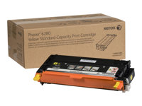 106R01390, Toner, yellow, pro Phaser 6280, 2 200 str
