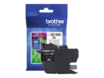 Brother LC3013BK High Yield black original ink cartridge