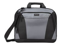 Targus CityLite Briefcase Notebook carrying case up to 14INCH gray, black image